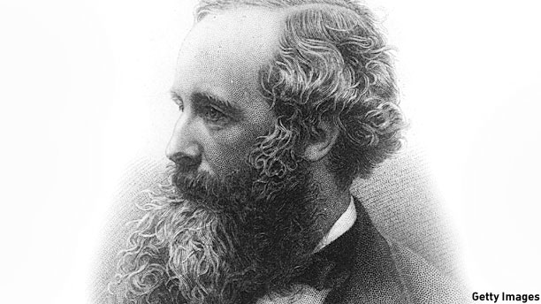 James Clerk Maxwell (Pic: Hulton Archive/Getty Images)