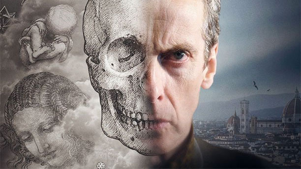 Peter Capaldi stars in 'Inside the Mind of Leonardo da Vinci' (Pic: Submarine Entertainment)