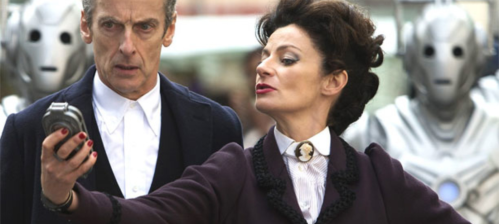 Missy and the Doctor