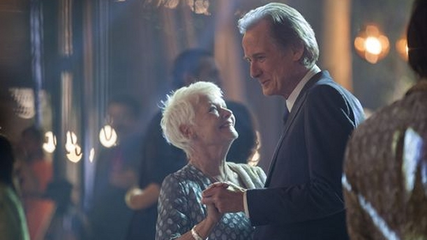 Judi Dench and Bill Nighy in 'The Second Best Exotic Marigold Hotel' (Pic: Twentieth Century Fox)
