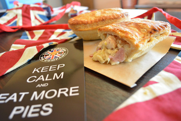 (The English Pork Pie Company)