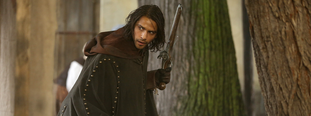 The Musketeers (series 2)