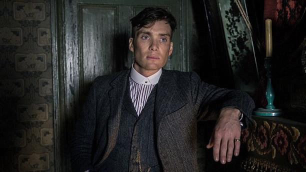 Cillian Murphy stars in Peaky Blinders. (BBC)