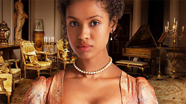 Gugu Mbatha-Raw in 'Belle'