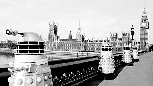 The Dalek Invasion of Earth (Pic: BBC)