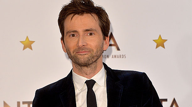 David Tennant at the 2015 National Television Awards (Anthony Harvey/Getty Images)