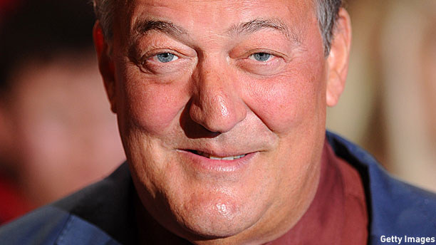Stephen Fry (Pic: Stuart C. Wilson/Getty Images)