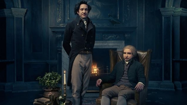 Jonathan Strange and Mr Norrell (Pic: BBC)