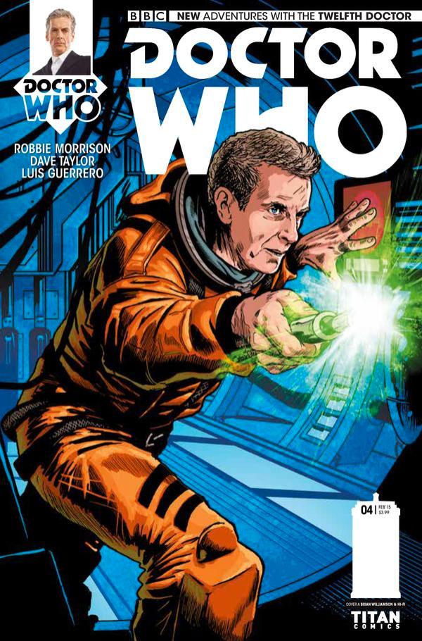 Titan Comics Eleventh Doctor