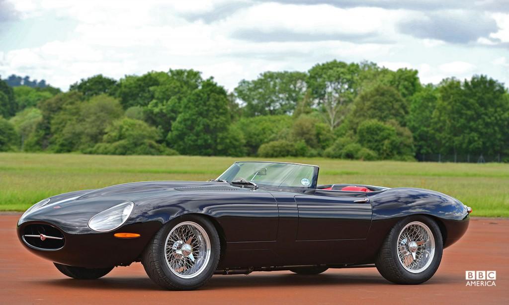 The Jaguar F-type Coupe