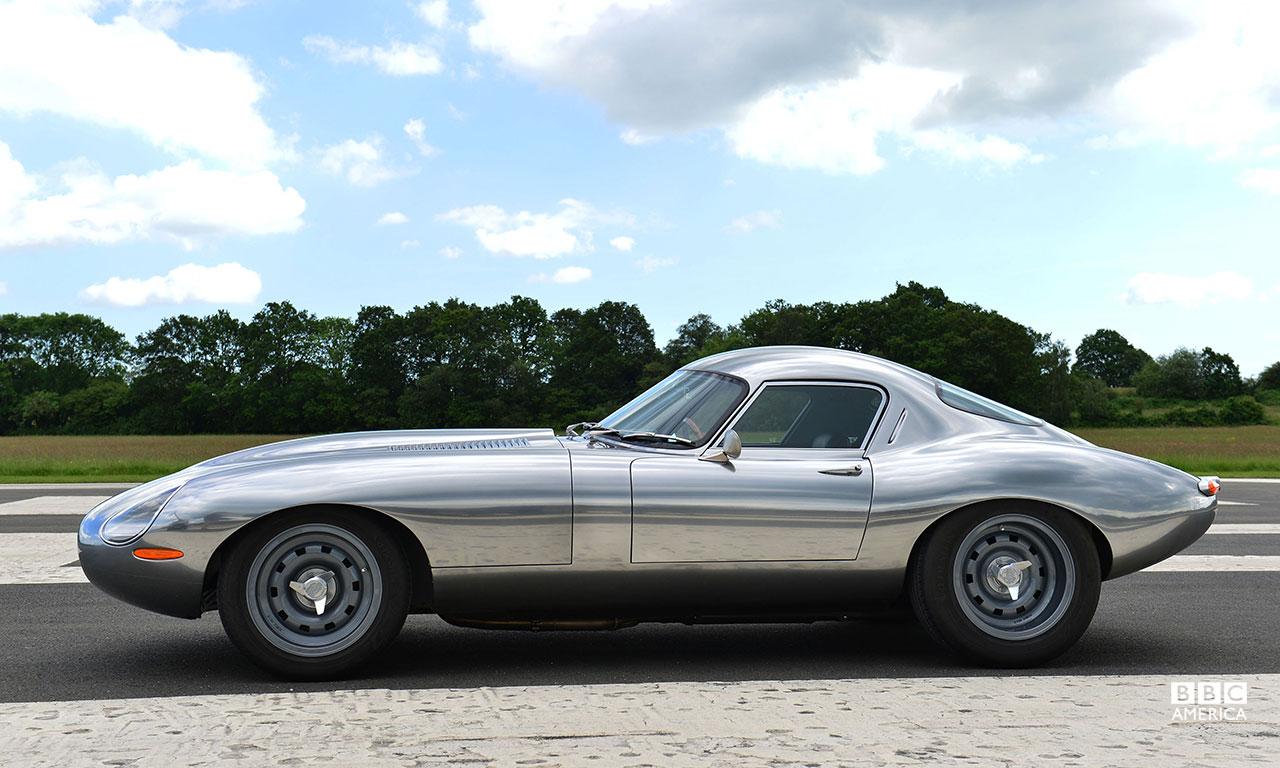 The Jaguar E-type Eagle Low Drag GT