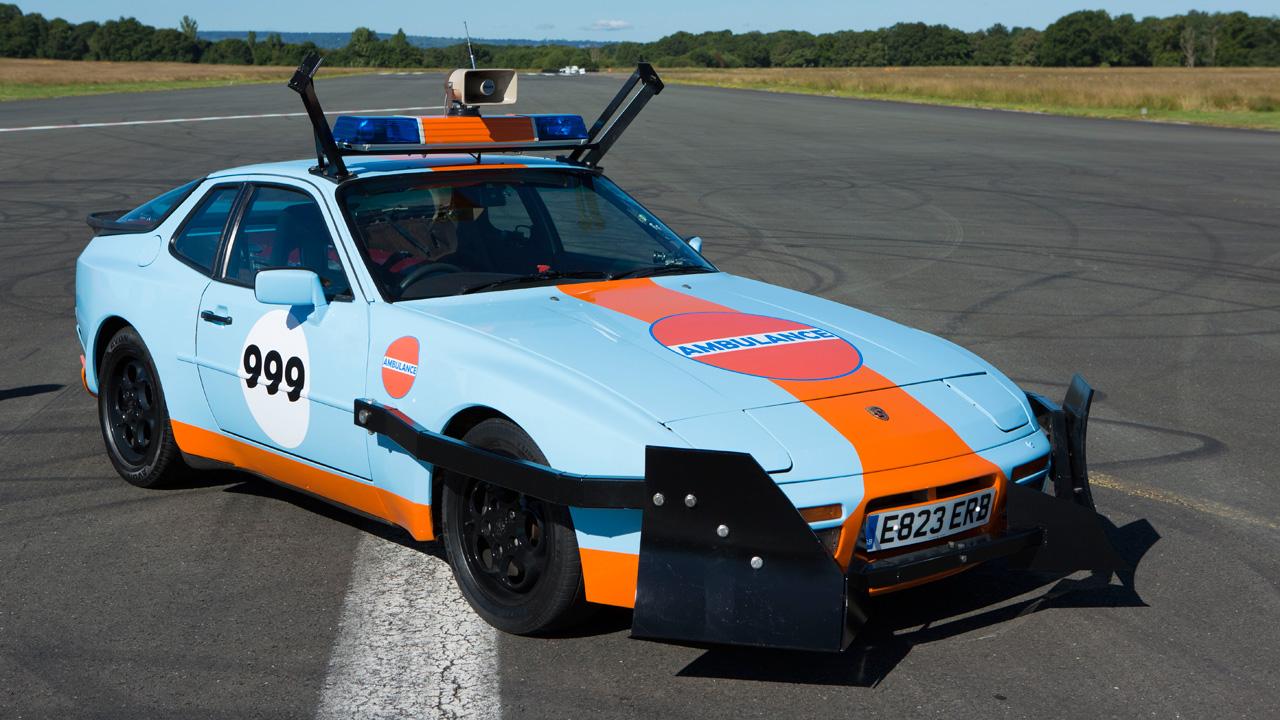 The Porsche 944 Turbo