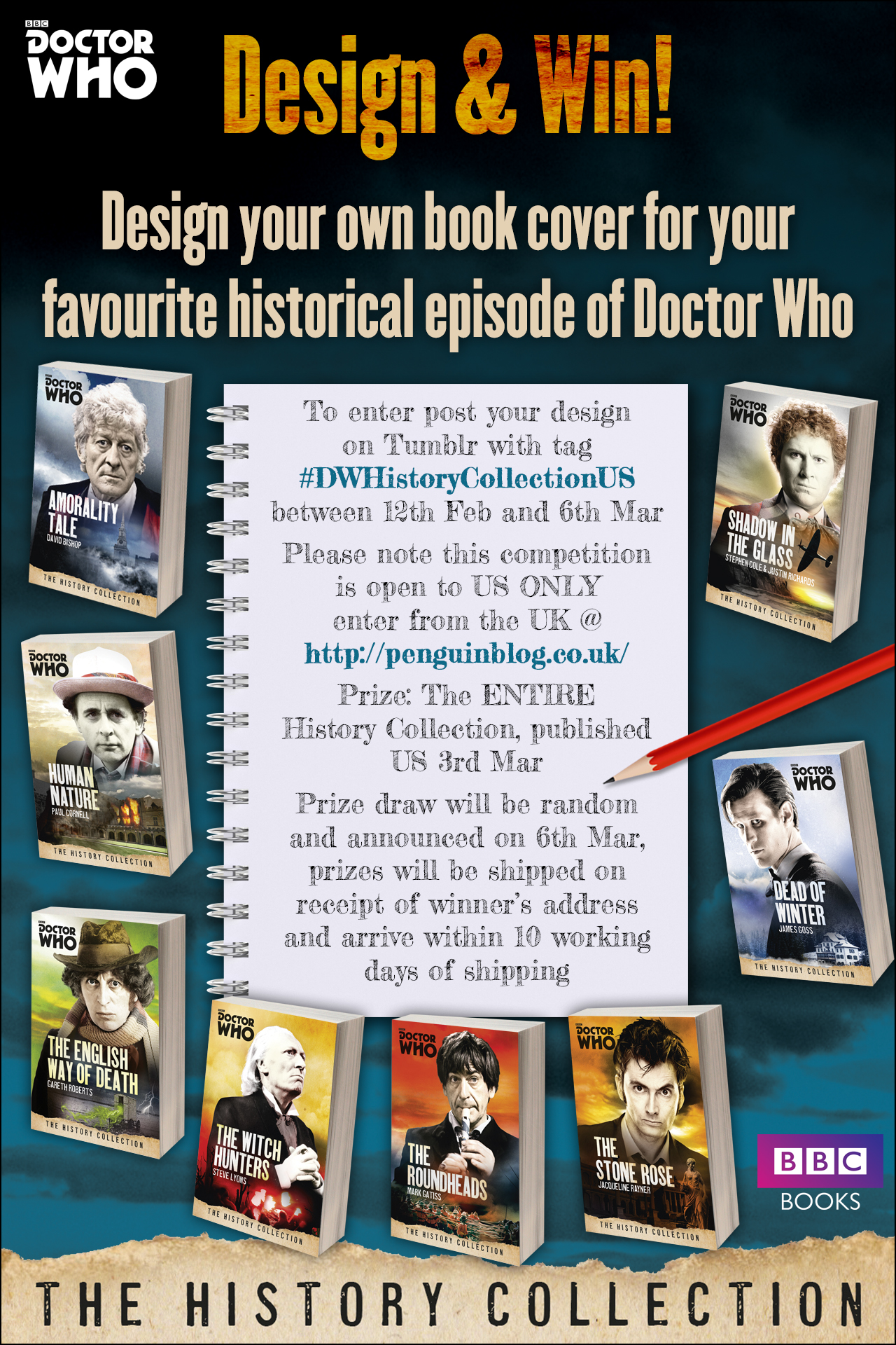 Doctor Who Competition