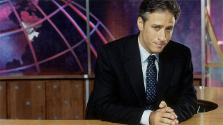 Jon Stewart in 'The Daily Show'
