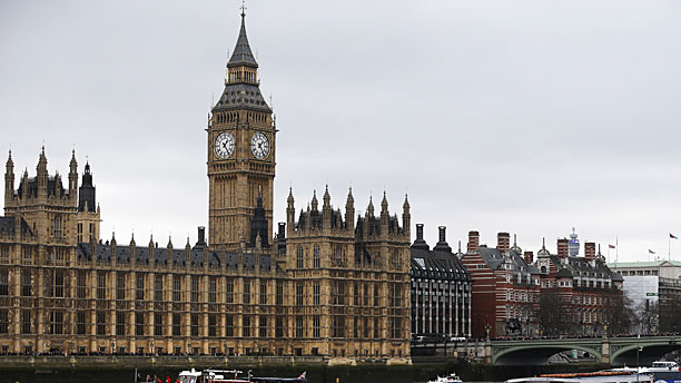 The Houses of Parliament (Pic: Adrian Dennis/Getty Images)