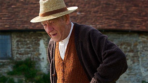 Sir Ian McKellen as Sherlock Holmes in 'Mr Holmes' (Pic: BBC Films)