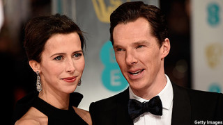 Sophie Hunter and Benedict Cumberbatch (Pic: Ian Gavan/Getty Images)