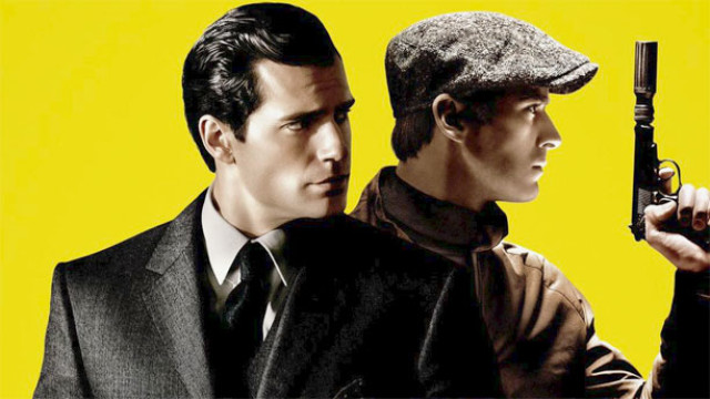 Henry Cavill and Armie Hammer in 'The Man from U.N.C.L.E.'  (Pic: Warner Bros)