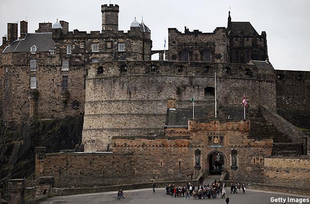 Edinburgh's Historic Royal Mile