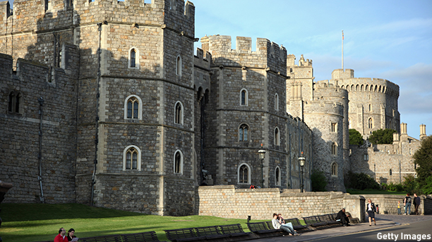 WINDSOR, ENGLAND - APRIL 07:  A general view of Windsor Castle on April 7, 2011 in Windsor, England.  (Photo by Dan Kitwood/Getty Images)