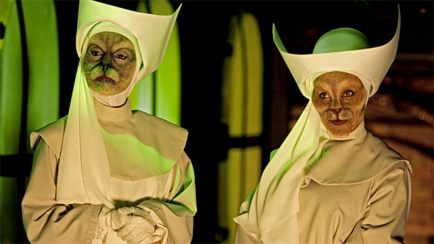 The Sisters of Plenitude (PIc: BBC)
