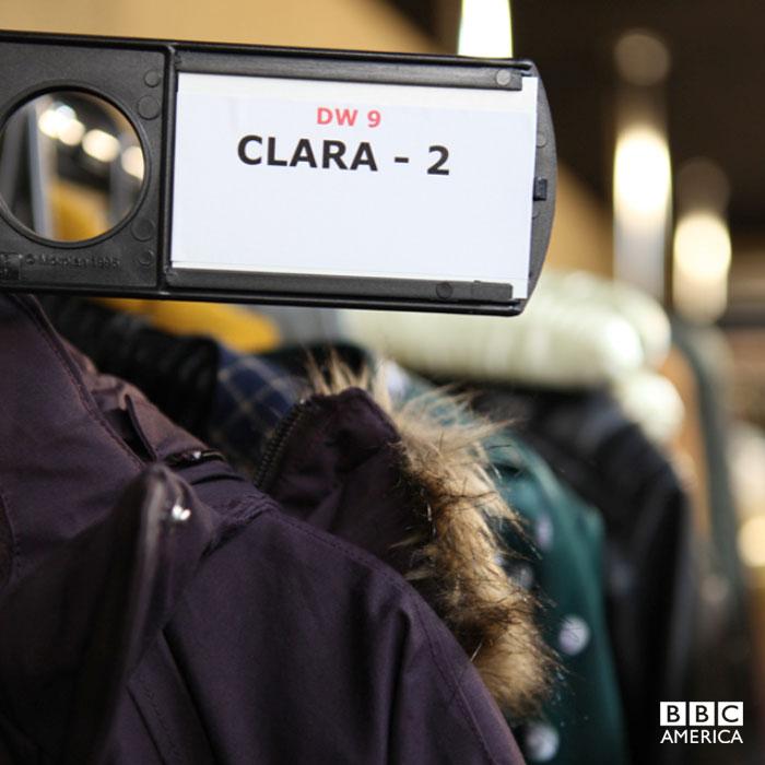 Clara's close rack