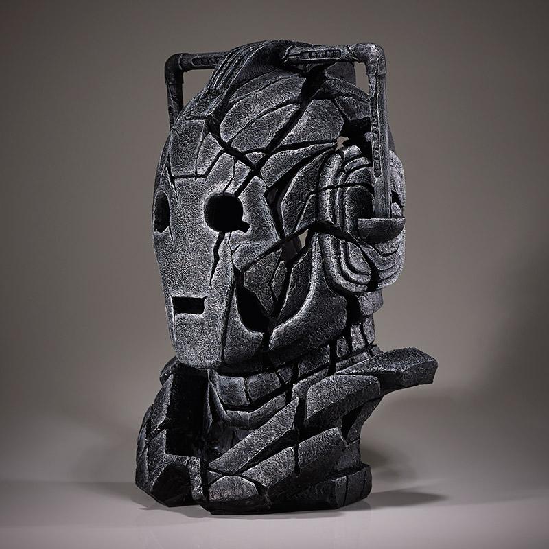 Matt Buckley's Cyberman bust