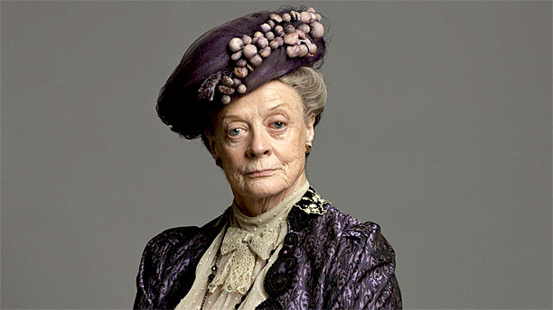 Dame Maggie Smith does not enjoy rumors. (Pic: ITV)
