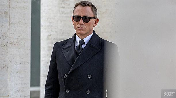 Daniel Craig in 'Spectre' (Pic: MGM)