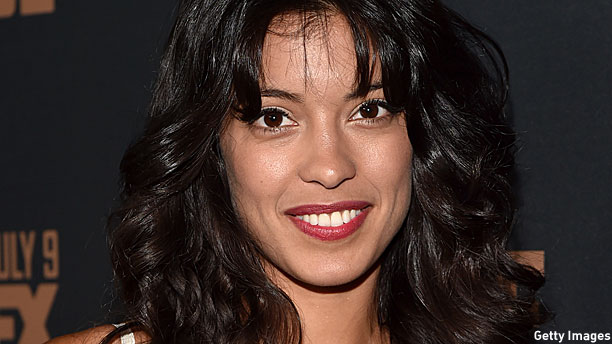 Stephanie Sigman (Pic: Alberto E. Rodriguez/Getty Images)