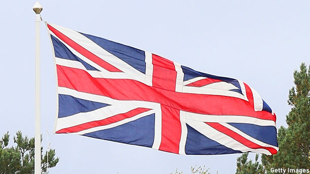 The Union Flag (Pic: Chris Jackson/Getty Images)