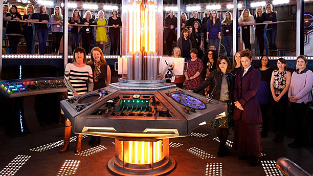 The Women of Doctor Who (Pic: BBC)