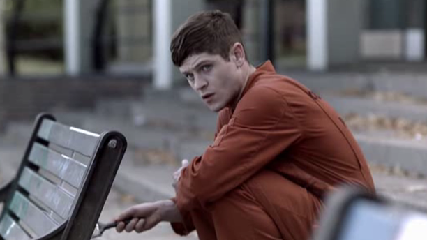 Iwan Rheon as Simon Bellamy in Misfits. (XX)