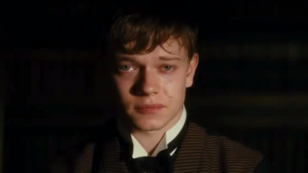 Alfie Allen as XX in Atonement. (YouTube)