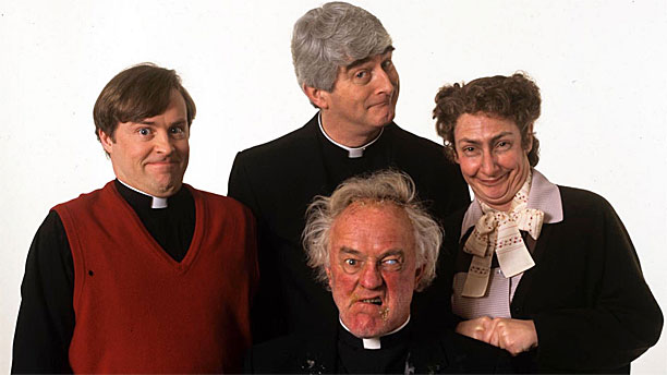 Father Ted (Pic: Channel 4)