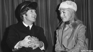 John and Cynthia Lennon (Pic: Keystone/Hulton Archive/Getty Images)