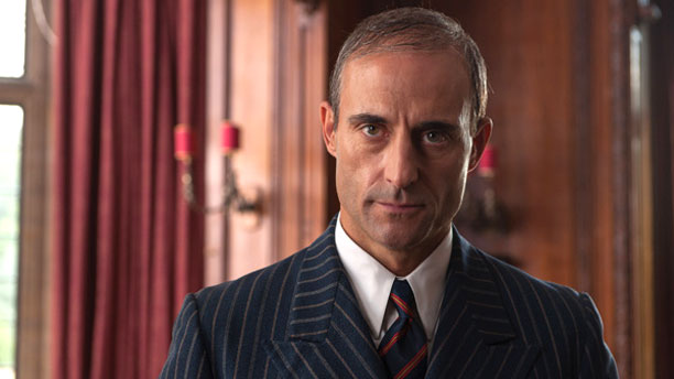 Mark Strong in 'The Imitation Game' (Pic:  StudioCanal)