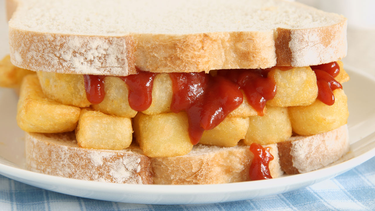 Chip butty. (Photo: Fotolia)