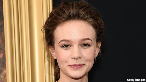 Carey Mulligan at the New York screening of 'Far From The Madding Crowd.' (Photo: Jamie McCarthy/Getty Images)