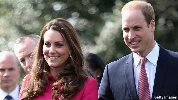 The Duke and Duchess of Cambridge on March 27. (Photo: Chris Jackson - WPA Pool/Getty Images)
