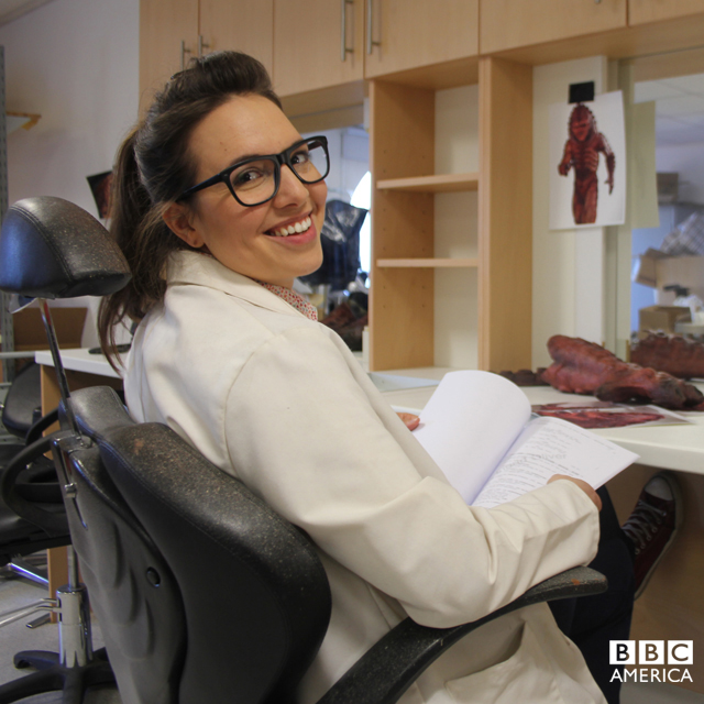 "Osgood (Ingrid Oliver) is back! Steven Moffat, lead writer and Executive Producer, said: ""Osgood is back, fresh from her recent murder at the end of last series. We recently confirmed that Osgood was definitely dead and not returning - but in a show about time travel, anything can happen. The brilliant Ingrid Oliver is back in action. This time though, can the Doctor trust his number one fan?"""