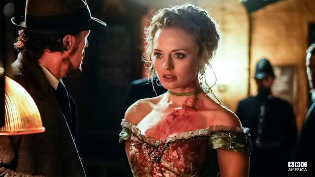 Lady Vera Montacute (Laura Haddock).