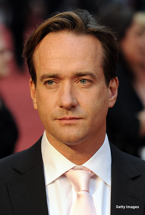 2012: Matthew MacFadyen walks the red carpet at the worldwide 'Ana Karenina' premiere in London.