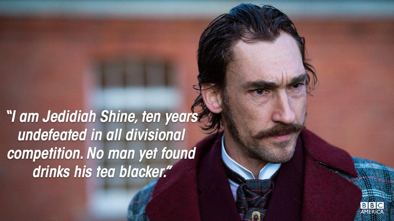 Jedidiah Shine (Joseph Mawle), Season 2.