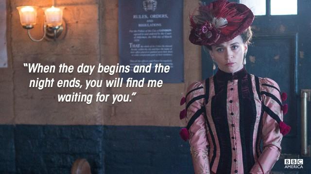 Rose Erskine (Charlene McKenna), Season 2.