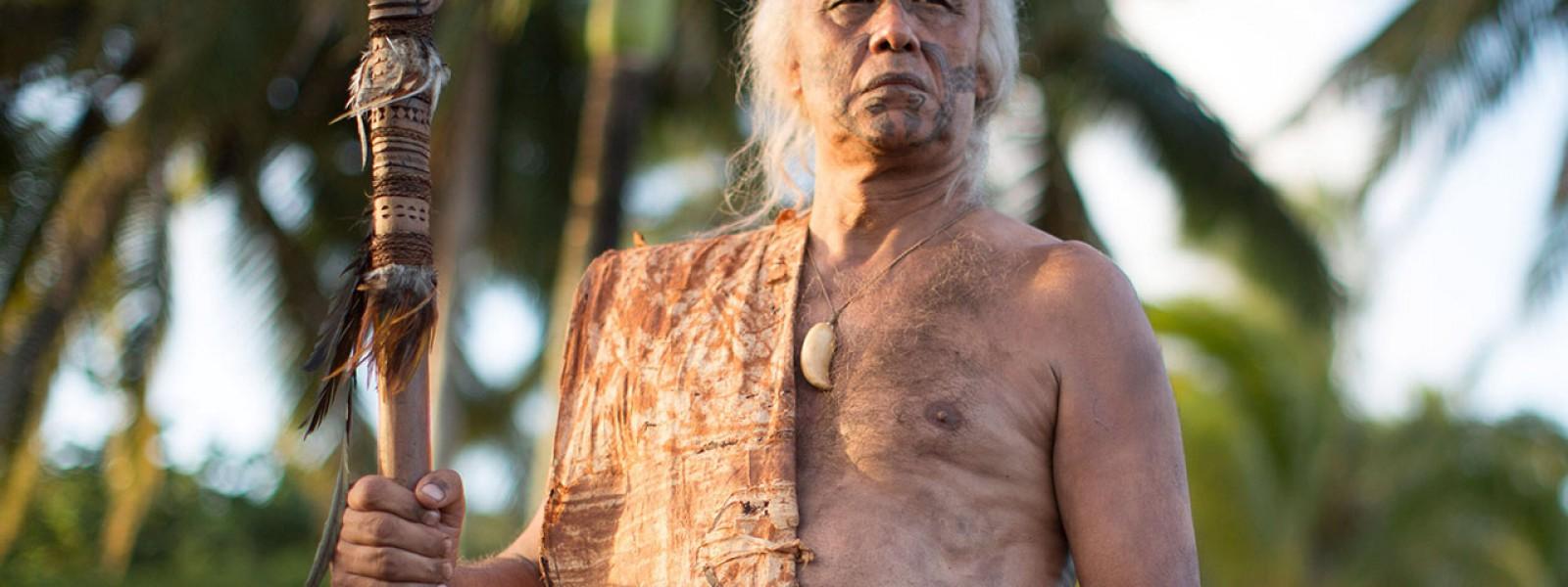 Tatau-Chief Matikuku-bio