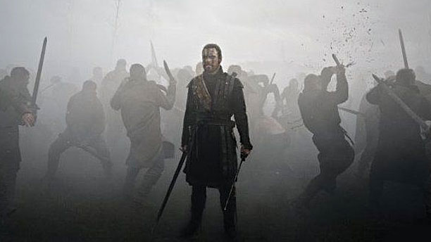 Michael Fassbender in 'Macbeth' (Pic: Studio Canal)