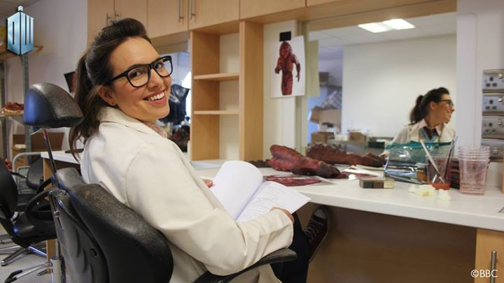 Doctor Who's Osgood (Pic: BBC)