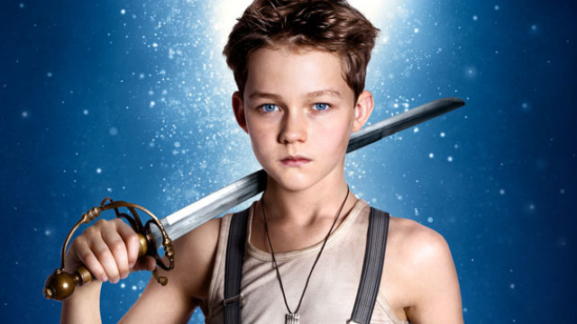 Levi Miller in 'Pan' (Pic: Warner Bros.)