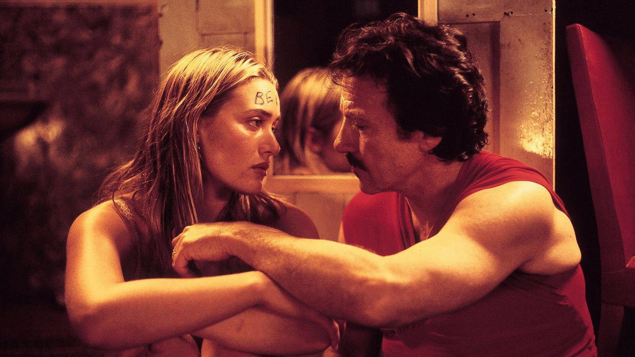 Harvey Keitel is a P.I. looking for Winslet's character in 1999's 'Holy Smoke'. (Miramax)